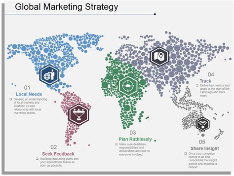 global marketing plan template 4 steps to customize editable world map templates for