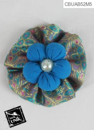 Bros Ubur2 Polkadot bros bunga bantal motif kayu polkadot bross etnik murah batikunik
