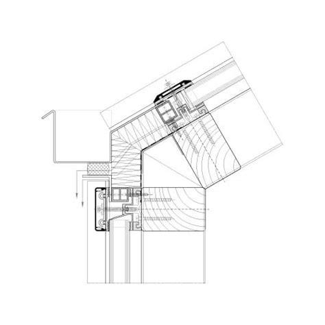 dachanschluss pultdach pfosten riegel system aufsatzsystem stabalux ak h