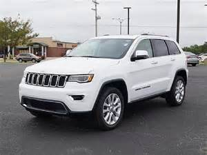 jeep grand 2017 limited white 2017 jeep grand limited 4x4 for sale hutchinson