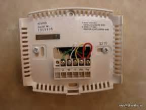 rv digital thermostat installation coleman and suburban