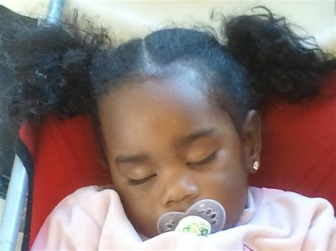 black baby with curls hair product show and tell the curly baby edition curlynikki