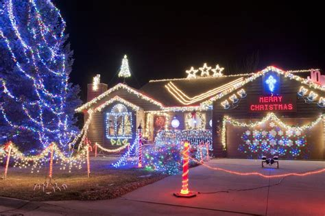 looking for the best christmas lights there s a map for