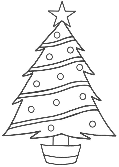 christmas tree coloring pages allmadecine weddings