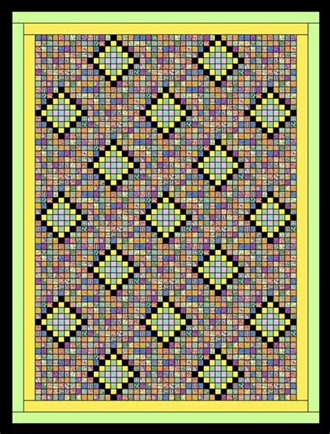 Generation Quilt Patterns by How To Quilt A Quilt Pattern