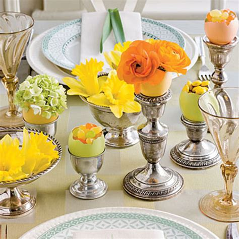 spring table decorations 50 beautiful ideas for the spirit of easter and spring