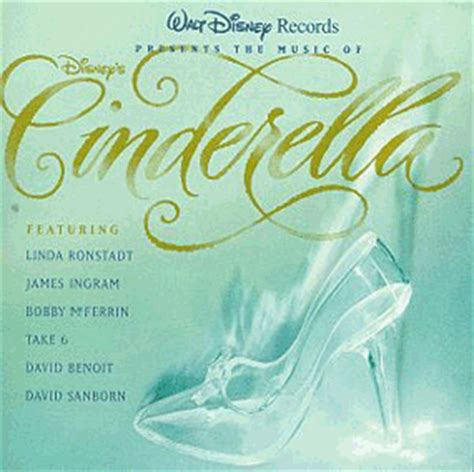 cinderella film music cinderella soundtrack 1949