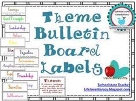 theme definition common core reading on pinterest teaching themes guided reading and