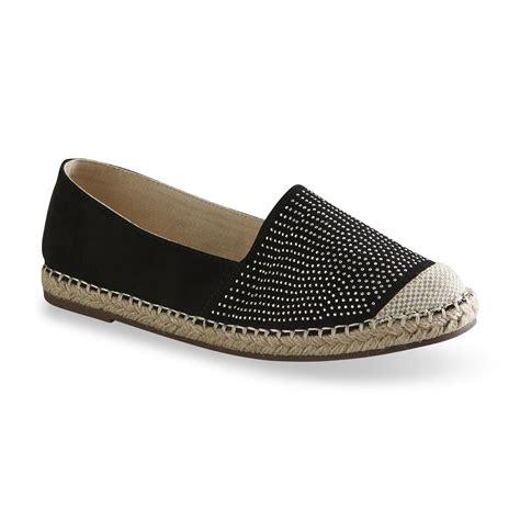 Slip On Gc gc shoes s free spirit black espadrille flat shoes s shoes s sandals
