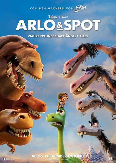 sinopsis film the good dinosaur arlo spot film 2015 filmstarts de
