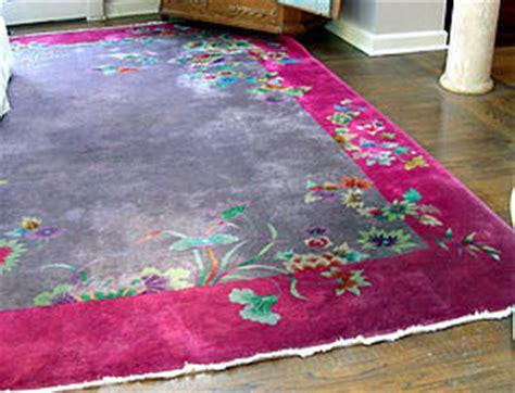 rugs bethesda md vintage deco nichols style rug item 1008152
