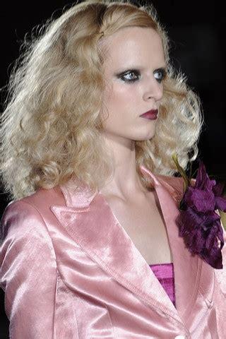 marc jacobs runway models shag hairstyles spring 2011 runway hairstyle trends