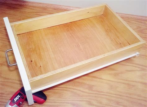 how to build a desk with drawers how to build drawer boxes