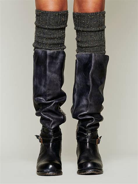 bed stu bonnor boot in black lyst