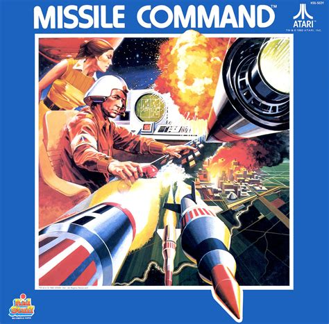 missile command the atari 2600 journal books atari 2600 vcs missile command scans dump
