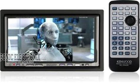 kenwood ddx double din  touchscreen tft lcd