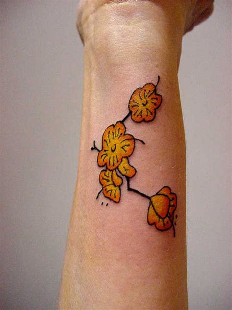 pictures of flower tattoos on wrist 32 fantastic flowers tattoos on wrists
