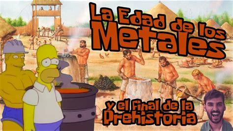 libro los superpreguntones la prehistoria la edad de los metales y el final de la prehistoria youtube