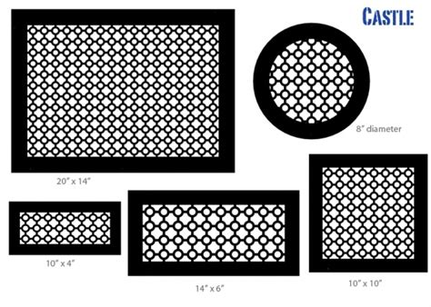 Decorative Return Air Grill by Decorative Return Air Grilles For The Home