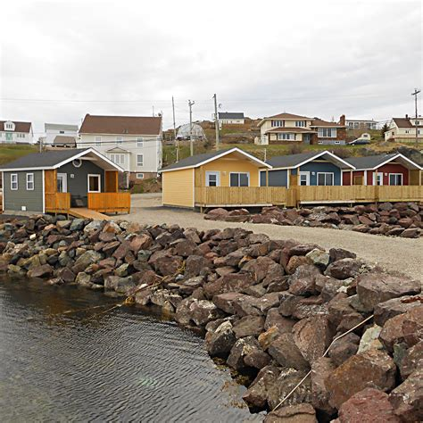 Oceanside Cabins by Visit Twillingate Where To Stay Cabins Oceanside Cabins
