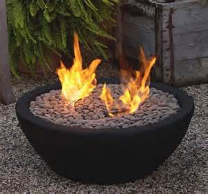Tabletop Firepit Bowls On Gas Pits Fireplace Mantel And Propane Pits