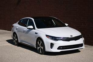 Kia Optama Review 2016 Kia Optima Sx Turbo 95 Octane