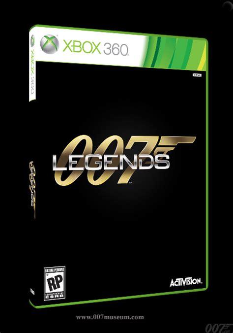 james bond 007 legends xbox 360 007 legends den 19 oktober sl 228 pps 007 legends spelet som