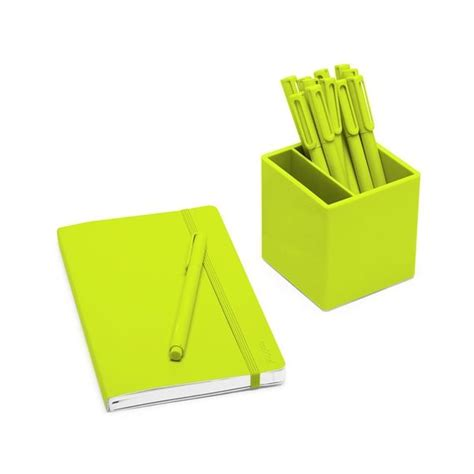 Green Desk Accessories 43 Best Lime Green Images On Lime Limes And Cool Office Supplies
