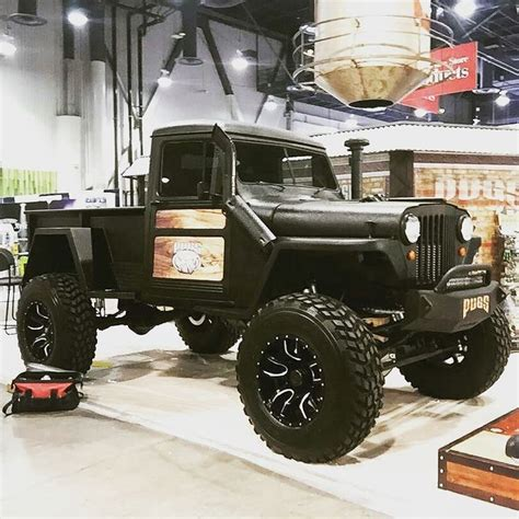 willys jeep truck diesel brothers 17 best images about willys on pinterest tow truck