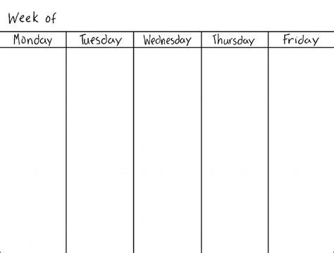 100 publisher weekly calendar template calendar template