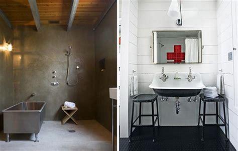 industrial bathroom kids bath pinterest industrial