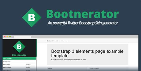 bootstrap theme generator online 15 useful bootstrap tools and generators for web
