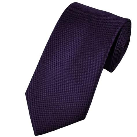 plum black micro pattern silk tie from ties planet uk