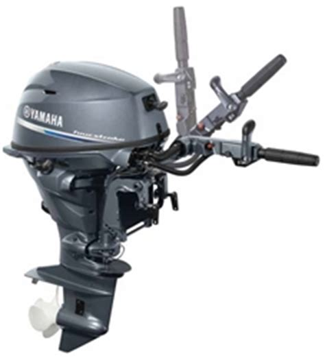 F25swhc 25hp Four Stroke 15 Quot Tiller Handle Electric