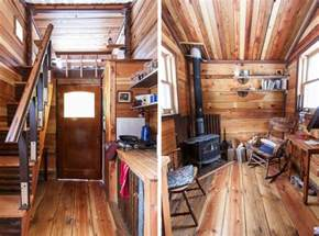 Micro Homes Interior Potomac Cabin Tiny House Swoon