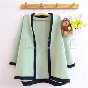 Outer Kimono Kimono Gride Jaket Wanita Murah Suplier Cardi K0a7 pao new uploads all real pict pao shop 1st supplier pgmta