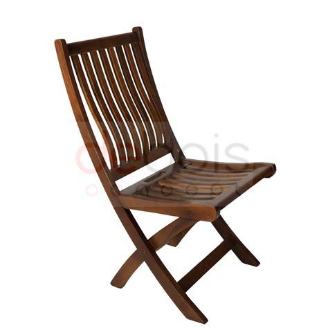 sillas teka silla plegable de madera de teka debois muebles de madera