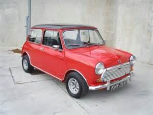 Mk2 Mini Cooper Morris Mini Cooper Mk2 998cc Sold 1967 On Car And