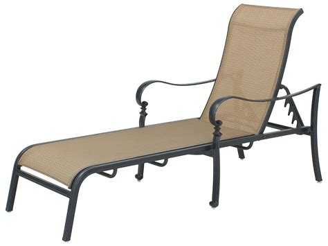 extra long chaise lounge darlee outdoor living standard mountain view cast aluminum