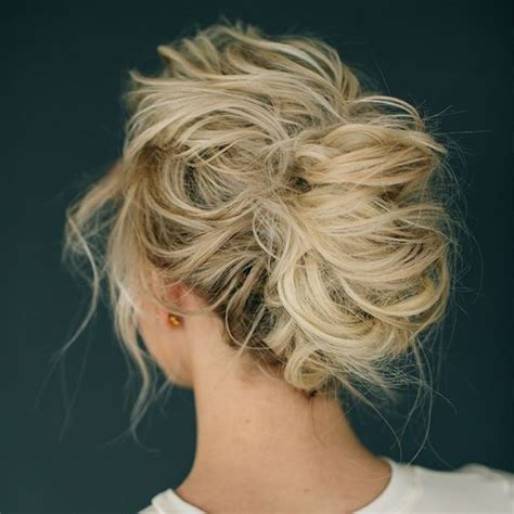 messy french twist love this for wedding hair cute simple perfectly imperfect messy hair updos for girls with medium