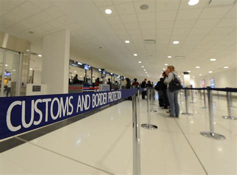 customs staff at australia s international airports are on
