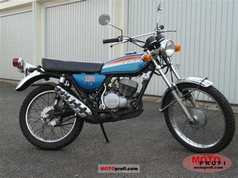 Suzuki Er 125 1981 Suzuki Ts 125 Er Moto Zombdrive