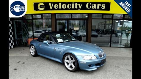 Bmw Z3 Roadster For Sale by 1996 Bmw Z3 Roadster For Sale In Vancouver Bc Canada