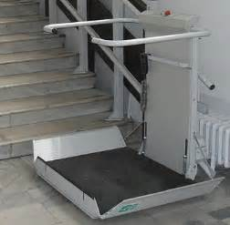 Platform Stairs by S7 Sr Platform Stair Lift
