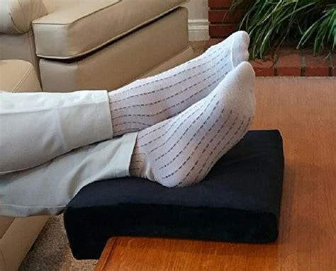 footrest coffee table feetup up foot rest footrest coffee table foot
