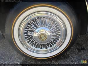 Cadillac Eldorado Wheels 1990 Cadillac Eldorado Touring Coupe Wheel And Tire Photo
