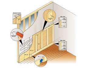 how to install wall panel wainscoting how to install recessed panel wainscoting how tos diy