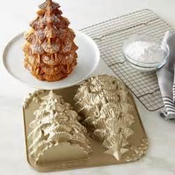 Home bakeware cake pans novelty cake pans nordic ware tree cake pan