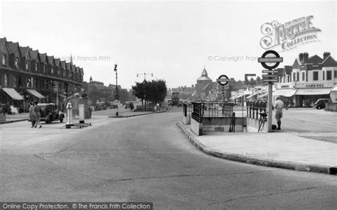 the gants hill gants hill woodford avenue c 1950 francis frith