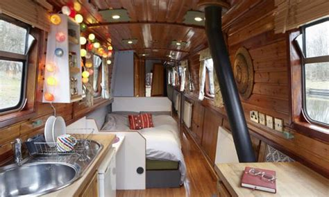 New Boat Interior by 23 Seriously Rad House Boats You Ll Want To Liv